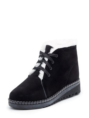 Ботинки черные | 3562485