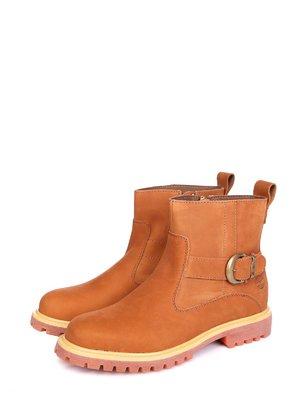 Ботинки рыжего цвета | 3581421