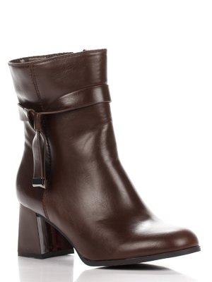 Черевики коричневі | 3578788