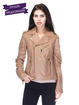Куртка бежевая | 3212706