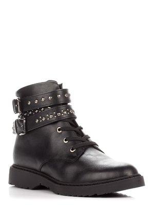 Ботинки черные | 3578915