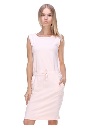 Сукня кольору пудри | 3569613
