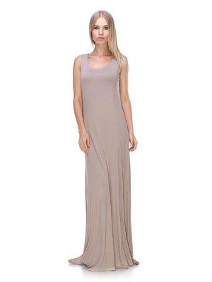 Платье бежевое   3447529