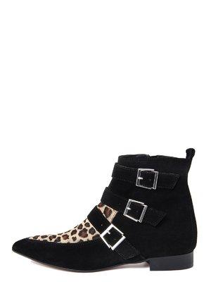 Ботинки черные | 3584675