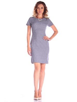 Платье цвета фиолетовой дымки | 3581104