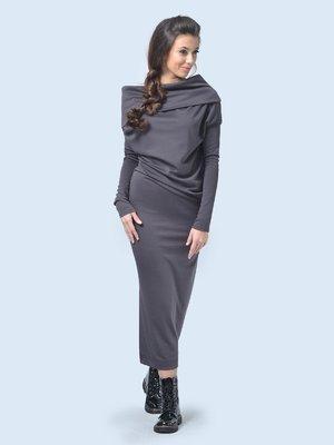 Сукня сіра | 3591713