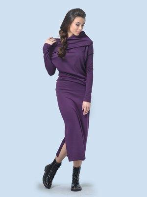 Платье фиолетовое | 3591718