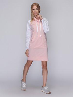 Платье цвета пудры | 3581716