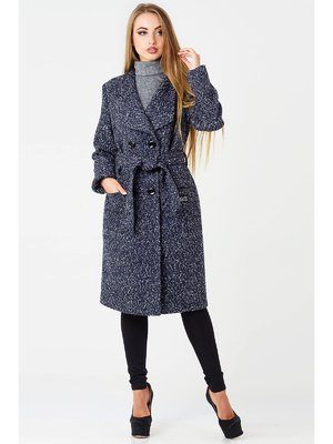 Пальто синє   3594322