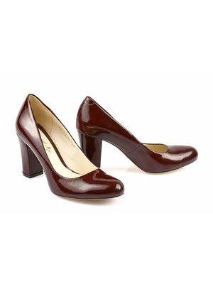 Туфли бордовые | 3598360