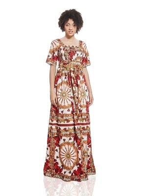 Сукня в принт | 3191377