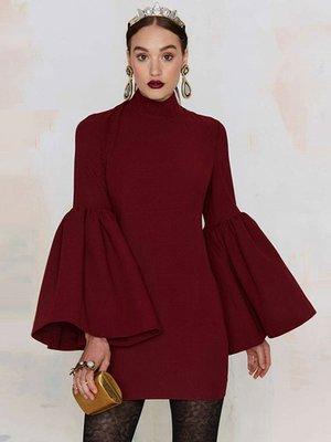 Сукня бордова | 3611813