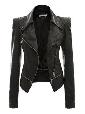 Куртка чорна | 3612021