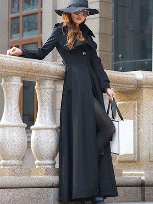 Пальто чорне | 3612052