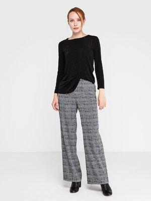 Блуза черная | 3606448