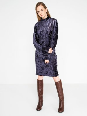 Сукня темно-синя | 3606534