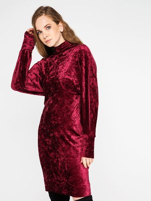 Сукня бордова | 3606537