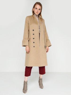 Пальто бежевое | 3606559