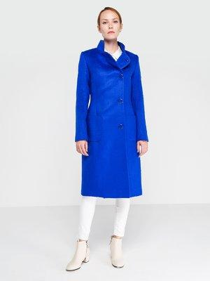 Пальто цвета морской волны | 3606570