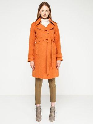 Пальто оранжевое | 3606578