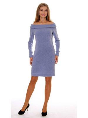 Платье голубое | 3619387