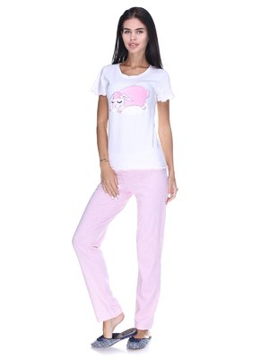 Комплект: футболка и брюки | 3603138