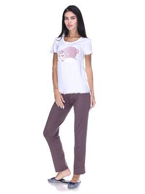 Комплект: футболка и брюки   3603137