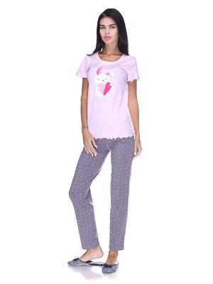 Комплект: футболка и брюки | 3603140