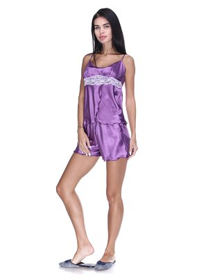 Пижама: майка и шорты | 3603125
