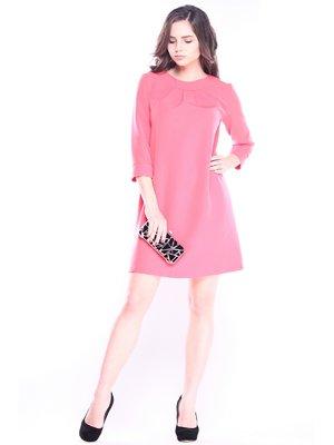 Платье коралловое | 3106375