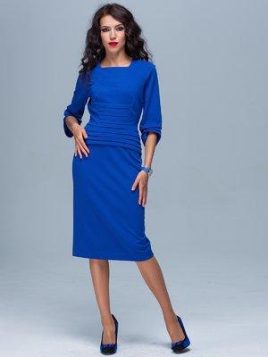 Платье цвета электрик | 3623630
