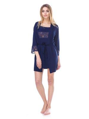 Комплект: халат та нічна сорочка | 3612260