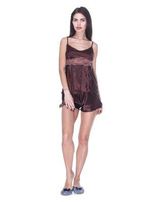 Пижама: майка и шорты   3612287