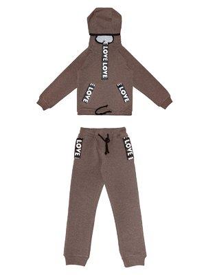 Костюм: худі та штани | 3630978
