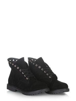 Ботинки черные | 3601593
