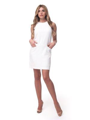 Сукня молочного кольору | 2957287