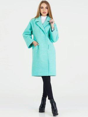 Пальто мятного цвета | 3632155