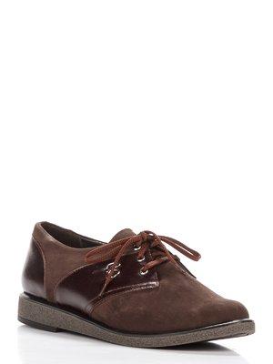 Туфли коричневые | 3579441