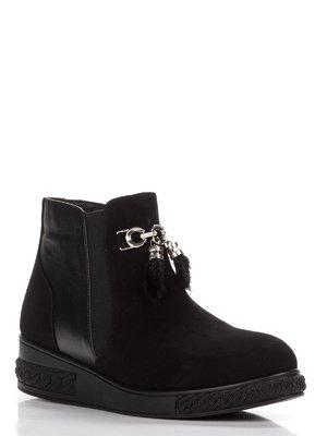 Ботинки черные | 3548756