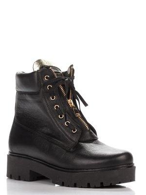 Ботинки черные | 3626780