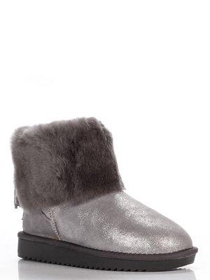 Ботинки серые | 3626782