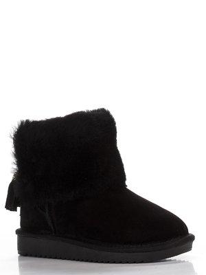 Ботинки черные | 3626781