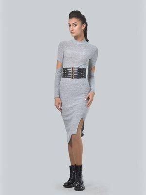 Сукня світло-сіра | 3633851
