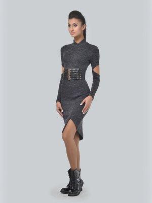 Сукня сіра | 3633852