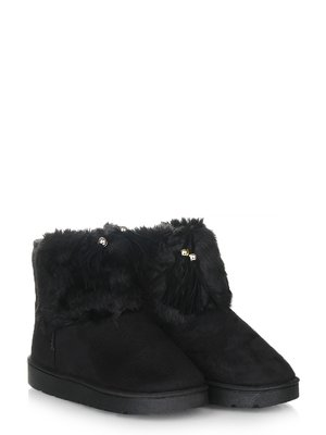 Ботинки черные | 3635331