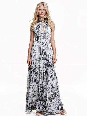 Платье в абстрактный принт   3615760