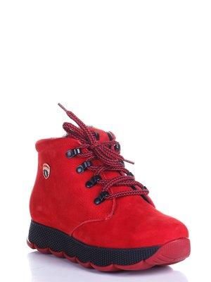 Ботинки красные | 3633274