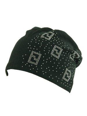 Шапка черная | 3601065