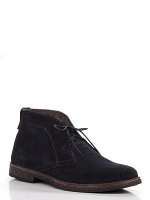 Ботинки синие | 3602134
