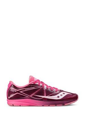 Кроссовки розовые Type A | 3633929